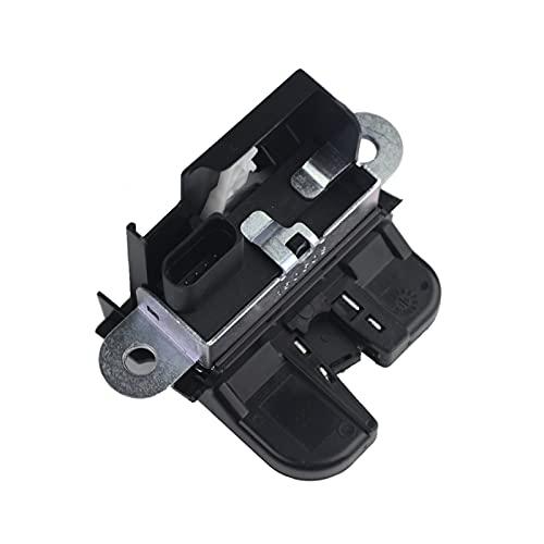 KCSAC Ajuste de bloqueo de tronco trasero para VW Golf Mk5 2004-2009 / GTI 2009-2013 MK6 / Tiguan Fit para Seat Leon 1K6827505E 1T0827505H la cerradura del maletero del portón trasero