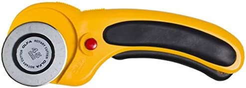 Olfa 45mm Deluxe Handle Rotary Cutter
