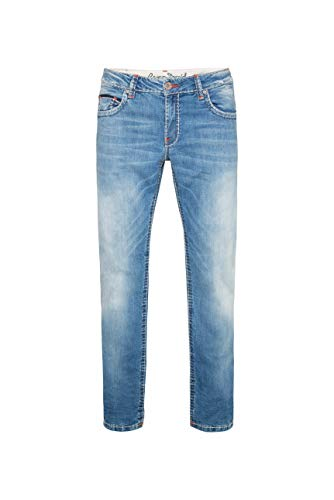 Camp David Herren Straight Leg Jeans CO:NO, Comfort Fit