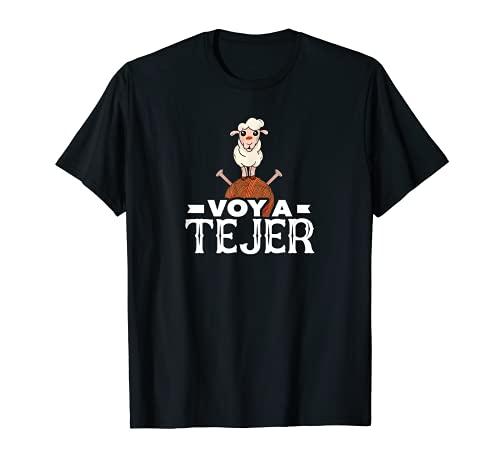 Tejido Lana Tejedora Oveja - Chaleco Crochet Tejer Camiseta