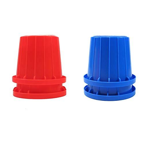 Zancos de Plástico Juguete para Niños de Equilibrio Zancos Entrenamiento Deportivos zancos Zancos para Caminar para Niños Pequeños Que Caminan Juguetes de Desarrollo de Educación Temprana 2 Pares