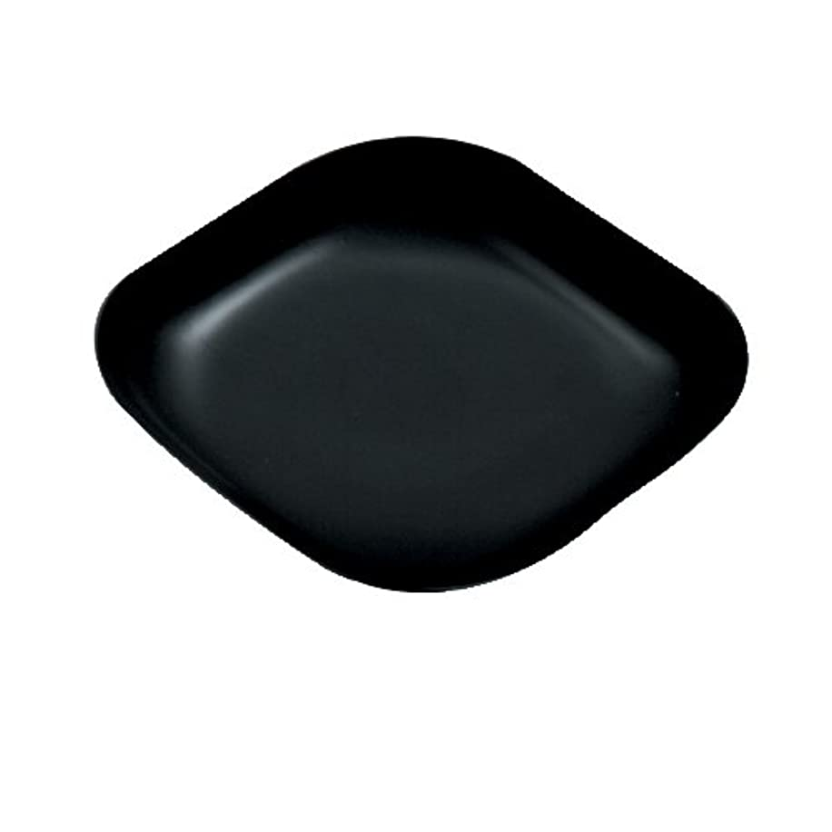Heathrow Scientific HS1426AA 5 Ml, Antistatic Diamond Polystyrene Weigh Boats, 55 x 35 x 6 mm (Pack of 500), Fluid_Ounces, Degree C, Polystyrene, Black (Pack of 500)