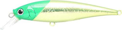 ラッキークラフト(LUCKY CRAFT) ミノー ビーフリーズ78S ESGレーザーグリーンヘッドチャート ルアー
