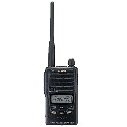 ALINCO アマチュア無線機 144MHz ハンディタイプ DJ‐S12