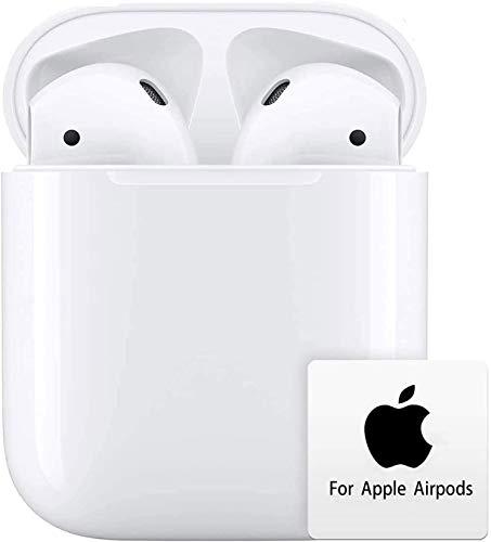 Auriculares inalámbricos Bluetooth 5.0, micrófono Incorporado y Caja de Carga,Cuffie Wireless Stereo 3D with IPX7 Impermeabile, adecuados para Auriculares iPhone Airpods Samsung Huawei