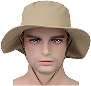 Man Outdoor Sun Hat Camouflage Bucket Caps Boonie Fishing fisherman Hats