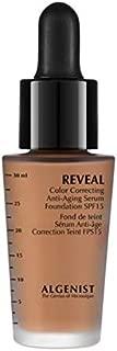 Algenist REVEAL Color Correcting Anti-Aging Serum Foundation SPF 15 (Deep)