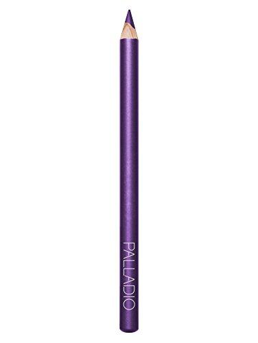 Palladio Eyeliner Pencil, Electric Purple