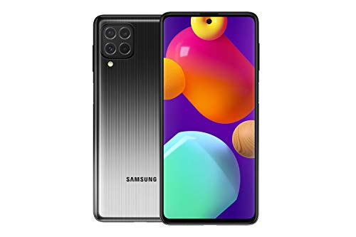 Samsung Galaxy M62 Dual SIM, 128GB 8GB RAM LTE (UAE Version), Black