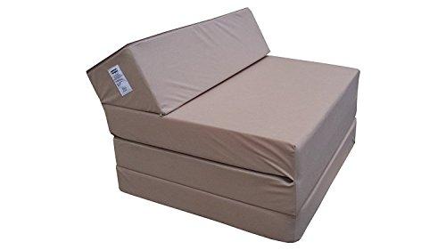 Natalia Spzoo El sillón de colchón Plegable para Invitados con Forma de...