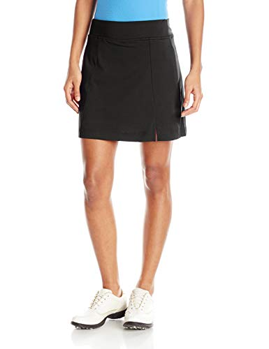 Callaway Women's Golf Performance 17' Knit Skort with Tummy Control, Caviar, Large