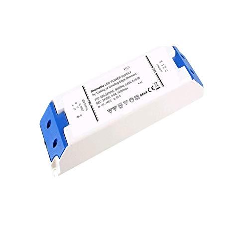 24V LED Trafo dimmbar Triac Phasenanschnitt oder Phasenabschnitt 120W, 5A. MM, SELV, CE, ENEC