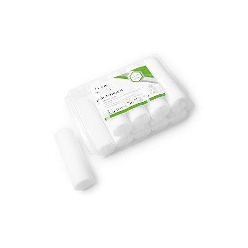 Mini Recambio espuma poro 0 de 11 cm. Pack de 10 uds.