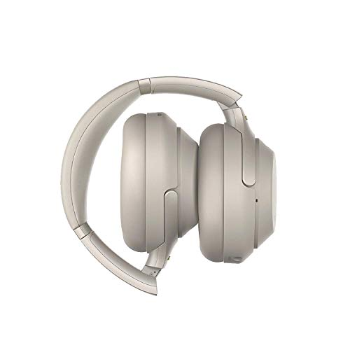 Sony WH1000XM3 Bluetooth Wireless Noise Canceling Headphones Silver WH-1000XM3/S (Renewed) 4