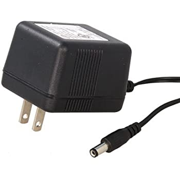 Power Supply, Wall Adapter/Transformer Regulated Linear,4.5 WATT9VDC@500MA,2.1MMX5.5MM,Center POSITI