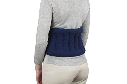 Sunny Bay Lower Back and Shoulder Joint Heat Wrap with Strap, 10'x18'...