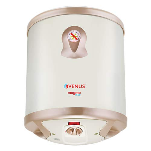 Venus Magma Plus 10GV 2000-Watt Water Heater (010 GV Ivory, BEE Star...