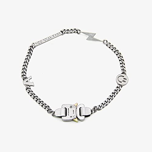 Street Accessories Smiley Collar de Perlas