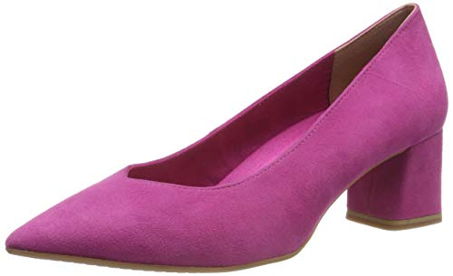 Tamaris Damen 1-1-22413-22 513 Pumps, Pink (FUXIA 513), 39 EU