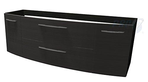PELIPAL Cassca Waschtischunterschrank/CS-WTUSL 06 / Comfort N/B: 140 cm