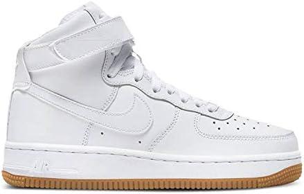 Nike Air Force 1 High GS 'White Gum' Size