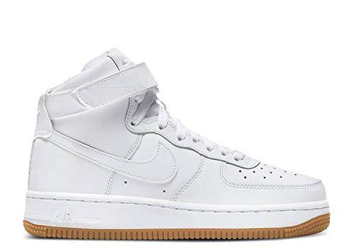 Nike Air Force 1 High GS 'White Gum' Size 6.5Y DH1058 100