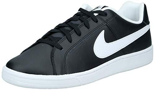 Nike Court Royale, Scarpe da Ginnastica Basse Uomo, Nero (Black/White 010), 46 EU