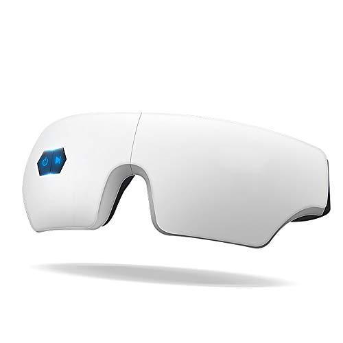 Protector DE Massager DE Ojos Protectores DE Carga DE Carga USB MÁSCARA DE Paquete Caliente Alivia La Fatiga Elimina Los Círculos Oscuros + Vibración, Aspecto Elegante