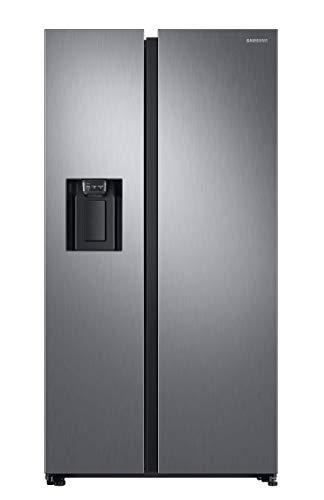 Samsung RS68N8321S9/EF A++ Side-by-Side-Kühl-/Gefrierkombination, mit Eis- und Wasserspender, edelstahl