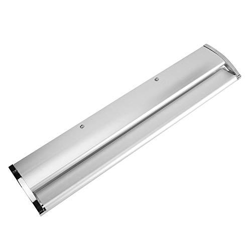 LED Verlichte Badkamer Spiegelkast, 43cm 16W Verstelbare LED Spiegelkast Verlichting Badkamer Koplamp Wit Licht Wandlamp 176-264V