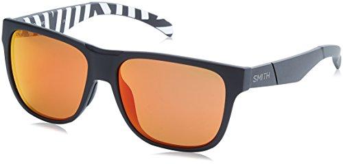 Smith Herren LOWDOWN/N X6 S37 56 Sonnenbrille, Weiß (Whtebk Pattern/Pink Pink)