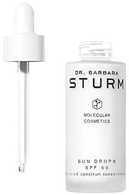 Dr. Barbara Sturm Sun Drops - Sunscreen Face Drops with Vitamin E - SPF 50 Broad Spectrum Protection (30ml)
