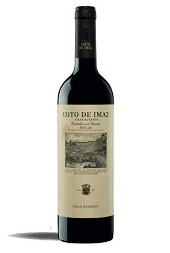 Coto de Imaz Rioja Gran Reserva DOCa - 2011/2012