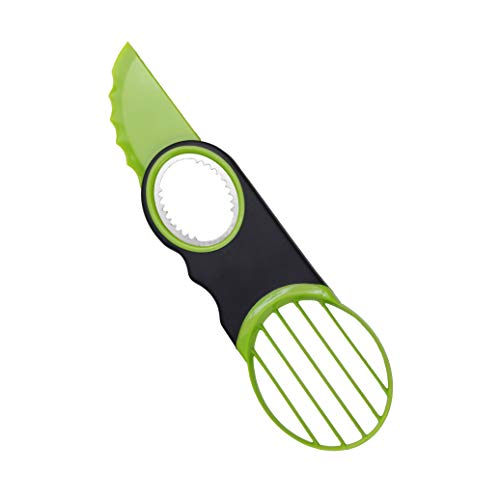 3 in 1 Avocado slicer,dishwasher safe