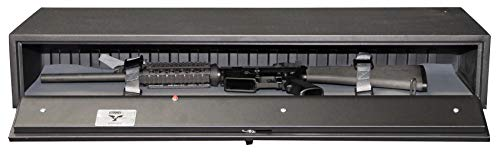 4. Secure It Gun Storage Fast Box Model 40 - Easy Access with Quick Release, Perfect for Under Bed, Vehicle, Cabinet