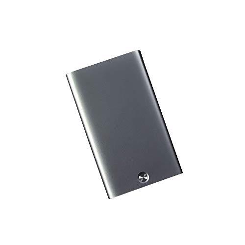 Xiaomi MIIIW Titulaire De La Carte De Crédit Titulaire Mini ID Carte Boîte en Aluminium Business Carte de Crédit Cas Banque Poche Bourse Portefeuille pour Femmes Hommes