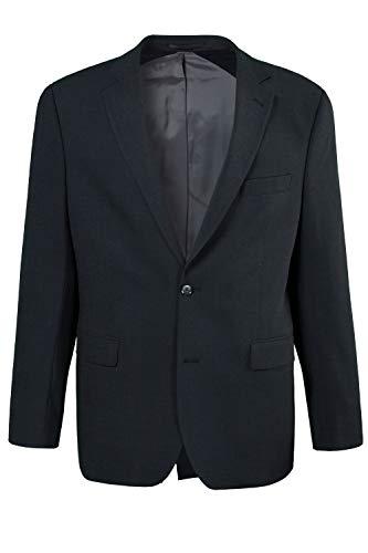 JP 1880 Herren große Größen bis 72, Anzug-Jacke, Baukasten-Sakko Zeus, FLEXNAMIC®, Schnurwoll-Qualität anthrazit 26 705513 11-26