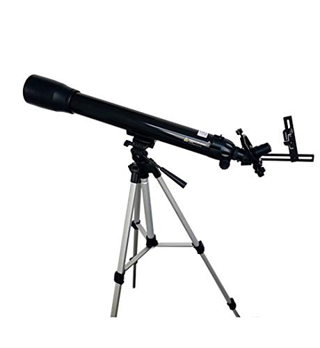 Read About ZXC Astronomical Telescope Monocular Tripod 15 Times Telescope Observation Distance 10~10...
