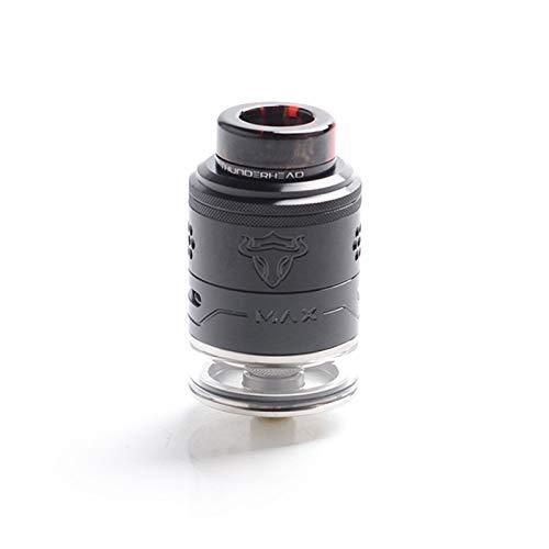 ThunderHead Creations THC Tauren Max RDTA - Vaporizzatore per serbatoio, diametro 25 mm, colore: Nero