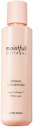 ETUDE HOUSE Moistfull Collagen Emulsion 180ml 6 08 fl oz Renewal The Small Particles of the product image
