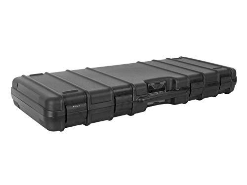 BEGADI Gewehrkoffer/Hardcase \'Sierra\', aus Kunststoff (92x36cm), robust & flach, aus Polypropylen
