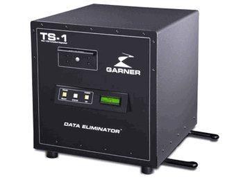 TS-1 Hard Drive & Tape Degausser | Garner Products