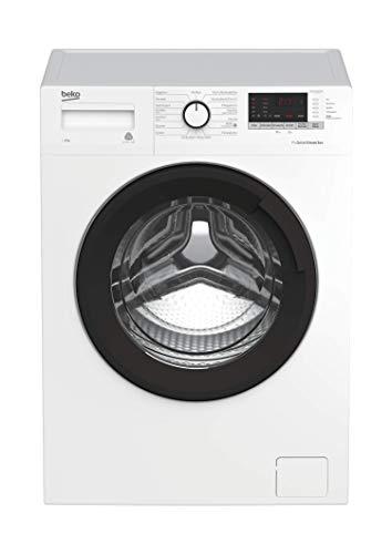 Beko WML 81434 NPS Waschmaschine Frontlader / A+++ / 1400UpM / Pet Hair Removal / Aquawave-Schontrommel
