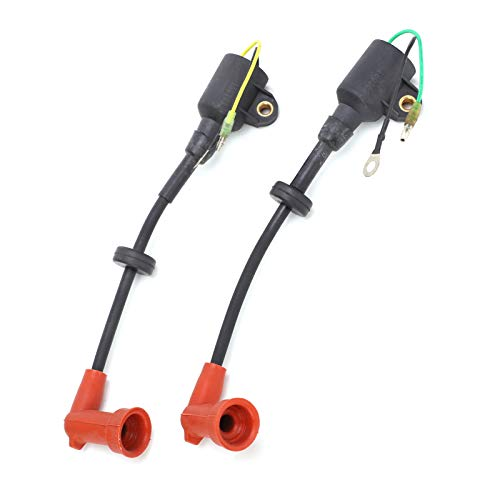 Velaurs Teile der Zündspule Ersatzteile der Zündspule, Zündspule, für Home YMH 2-Takt 15HP Motor