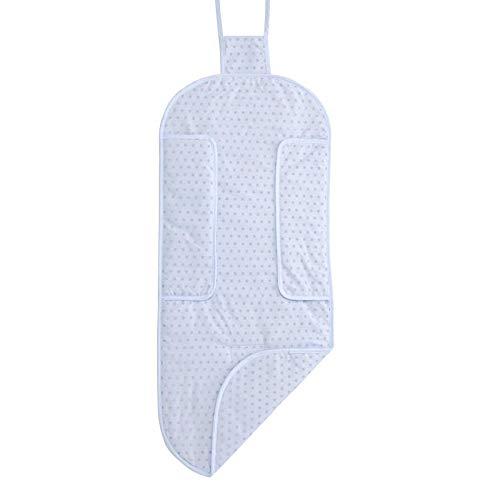 Protège poussette back to basic Bolin Bolon motif Etoiles couleur Bleu