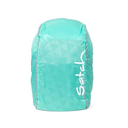 Satch Regenschutz - für Schulrucksäcke, wasserdicht und schmutzabweisend mit Reflektoren