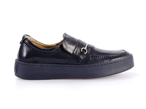 POMME D'OR Sneaker 2404 5321 Pomme D´OR Sneaker moccassino Scarpa Bassa Donna in Pelle blu 40
