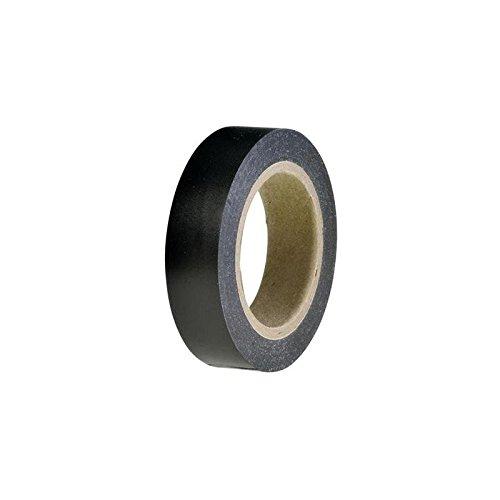 Hellermann PVC Isolierband schwarz Flex 15-BK15x10m