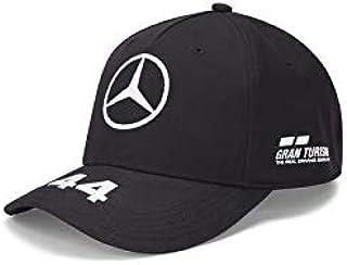 Lewis Hamilton Cap Black, Mercedes-Benz Motor Sports