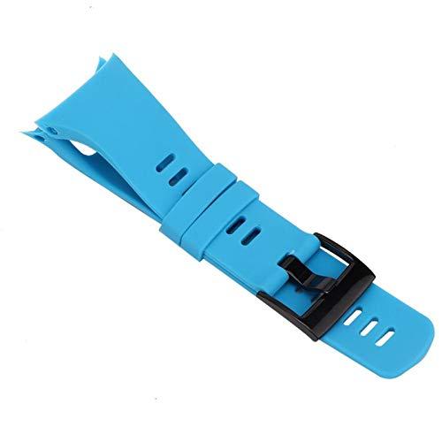 Seacanl Pieza de Reloj Correa de Reloj, Accesorio de Reloj, para Todos los Relojes Hombre Mujer Reloj de Uso doméstico
